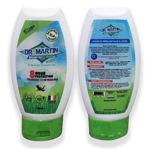Dr. Martin Anti-mosquito Kids Lotion (100ml)